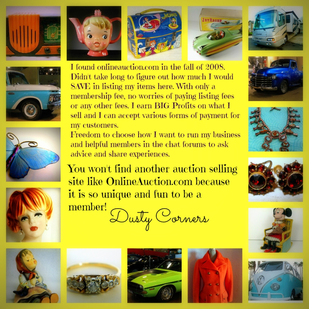 OnlineAuction.com Testimonial